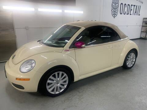 2008 Volkswagen New Beetle Convertible for sale at The Car Buying Center in St Louis Park MN