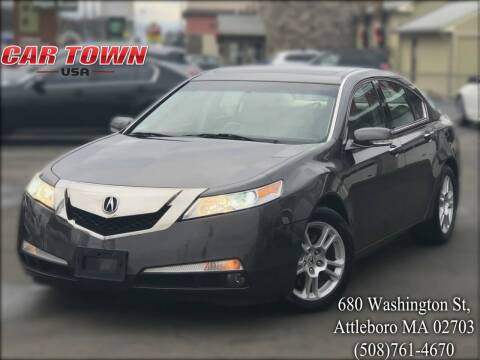 2009 Acura TL for sale at Car Town USA in Attleboro MA