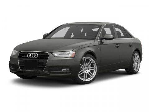 2013 Audi A4 for sale at Jeff D'Ambrosio Auto Group in Downingtown PA