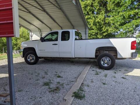 2009 Chevrolet Silverado 2500HD for sale at Halstead Motors LLC in Halstead KS
