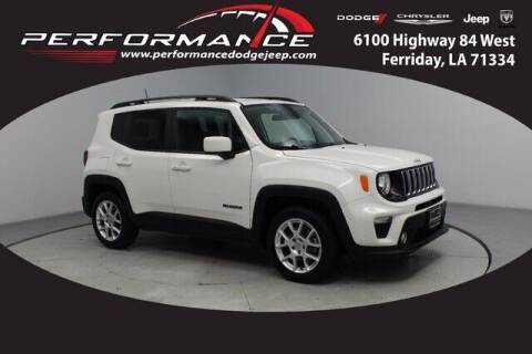 2020 Jeep Renegade for sale at Performance Dodge Chrysler Jeep in Ferriday LA