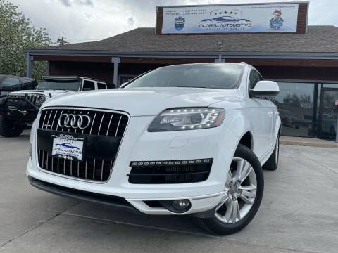 2011 Audi Q7 for sale at Global Automotive Imports in Denver CO