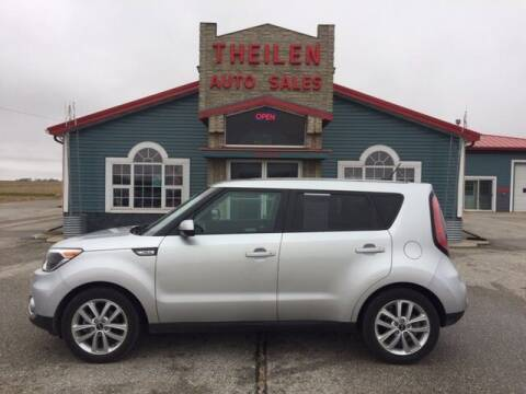 2019 Kia Soul for sale at THEILEN AUTO SALES in Clear Lake IA