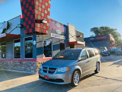 2015 Dodge Grand Caravan for sale at Chema's Autos & Tires in Tyler TX
