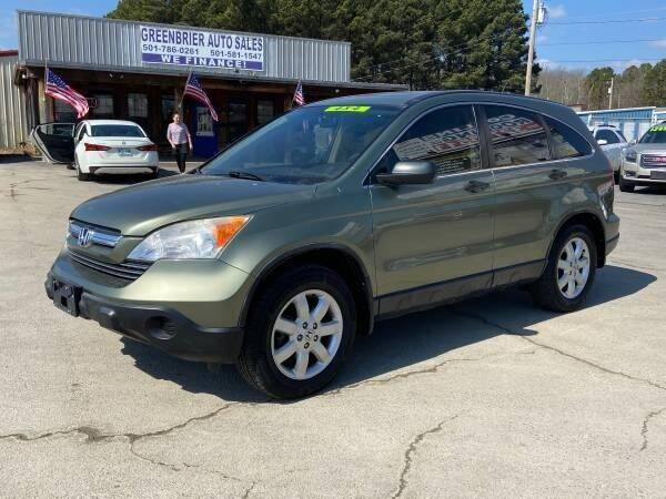 2008 Honda CR-V for sale at Greenbrier Auto Sales in Greenbrier AR