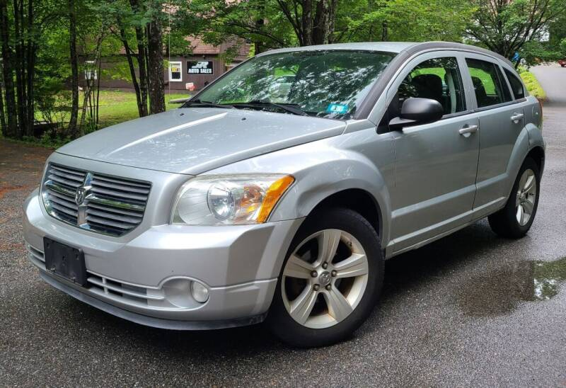2011 Dodge Caliber for sale at JR AUTO SALES in Candia NH
