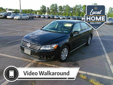 2013 Volkswagen Passat for sale at Penn American Motors LLC in Allentown PA