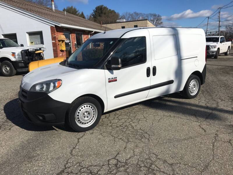 2018 RAM ProMaster City Cargo for sale at J.W.P. Sales in Worcester MA