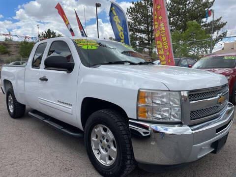 2013 Chevrolet Silverado 1500 for sale at Duke City Auto LLC in Gallup NM