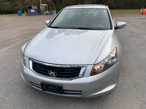 2009 Honda Accord for sale at Carlyle Kelly in Jacksonville FL