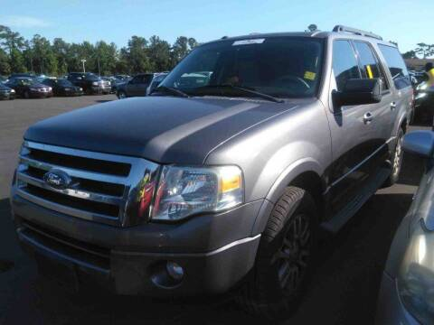2011 Ford Expedition EL for sale at Gulf South Automotive in Pensacola FL