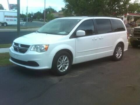 2015 Dodge Grand Caravan for sale at University Auto Sales Inc in Pocatello ID