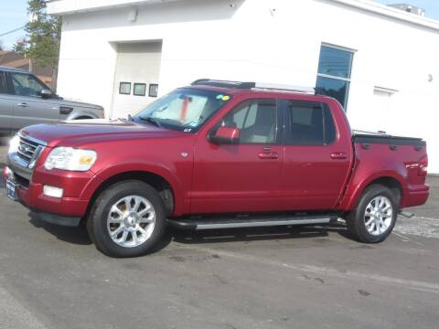 2007 Ford Explorer Sport Trac for sale at Price Auto Sales 2 in Concord NH