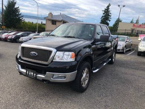 2005 Ford F-150 for sale at KARMA AUTO SALES in Federal Way WA