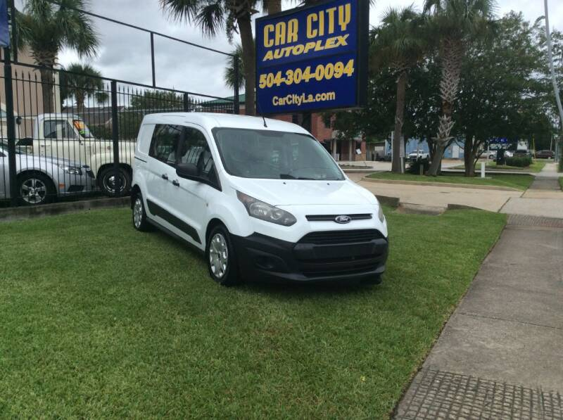 2014 Ford Transit Connect Cargo for sale at Car City Autoplex in Metairie LA