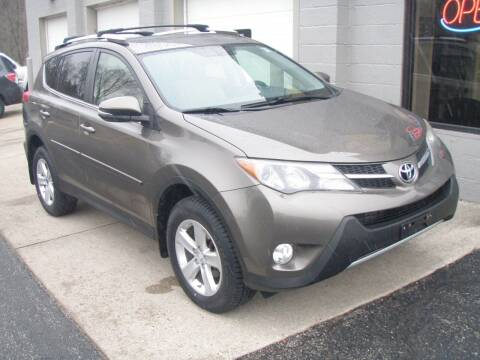 2014 Toyota RAV4 for sale at Autoworks in Mishawaka IN