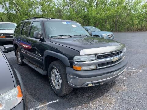 2005 Chevrolet Tahoe for sale at Trocci's Auto Sales in West Pittsburg PA