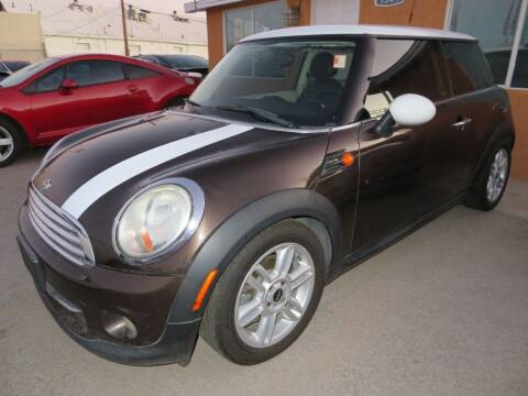 2012 MINI Cooper Hardtop for sale at Moving Rides in El Paso TX