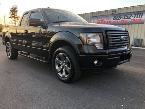 2011 Ford F-150 for sale at Stikeleather Auto Sales in Taylorsville NC
