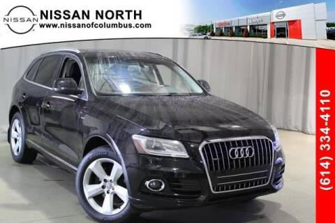 2013 Audi Q5 Hybrid for sale at Auto Center of Columbus in Columbus OH