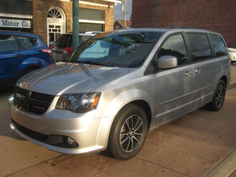 2017 Dodge Grand Caravan for sale at Theis Motor Company in Reading OH