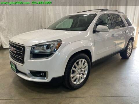 2016 GMC Acadia for sale at Green Light Auto Sales LLC in Bethany CT