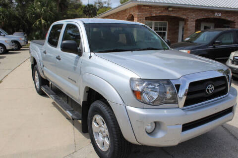 2008 Toyota Tacoma for sale at MITCHELL AUTO ACQUISITION INC. in Edgewater FL