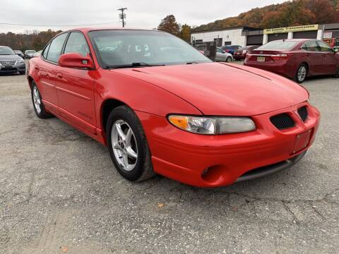 2002 Pontiac Grand Prix for sale at Ron Motor Inc. in Wantage NJ