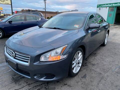 2013 Nissan Maxima for sale at MFT Auction in Lodi NJ