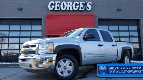 2012 Chevrolet Silverado 1500 for sale at George's Used Cars - Telegraph in Brownstown MI