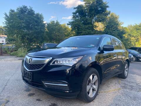 2015 Acura MDX for sale at Royal Crest Motors in Haverhill MA