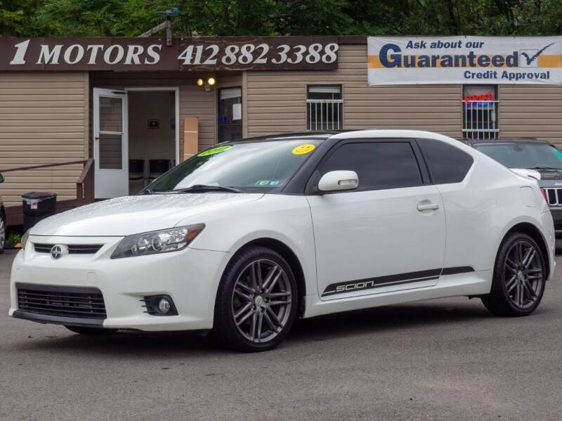 2012 Scion tC for sale at Ultra 1 Motors in Pittsburgh PA