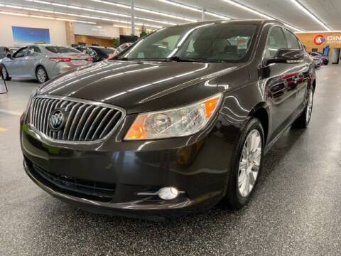 2013 Buick LaCrosse for sale at Dixie Motors in Fairfield OH