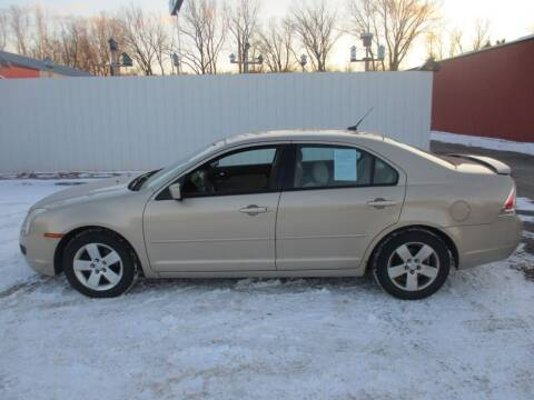 2008 Ford Fusion for sale at Chaddock Auto Sales in Rochester MN