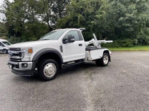 2020 Ford F-450 Super Duty for sale at MYFAYETTEVILLEFORD.COM in Fayetteville GA