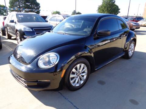2014 Volkswagen Beetle for sale at America Auto Inc in South Sioux City NE