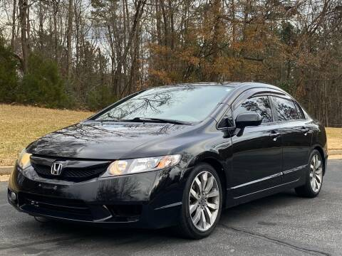 2009 Honda Civic for sale at Top Notch Luxury Motors in Decatur GA