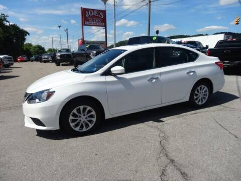 2017 Nissan Sentra for sale at Joe's Preowned Autos in Moundsville WV