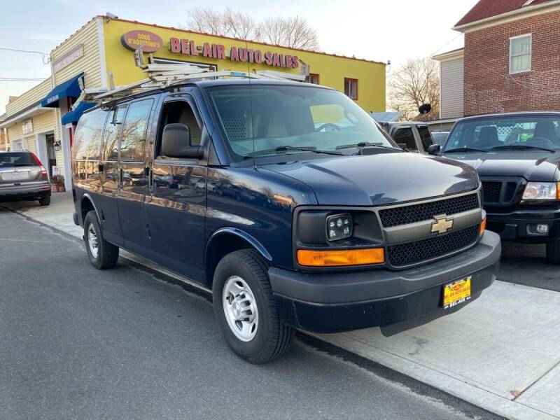 2016 Chevrolet Express Cargo for sale at Bel Air Auto Sales in Milford CT