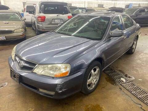 2003 Acura TL for sale at Car Planet Inc. in Milwaukee WI