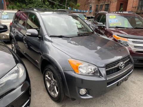 2012 Toyota RAV4 for sale at ARXONDAS MOTORS in Yonkers NY