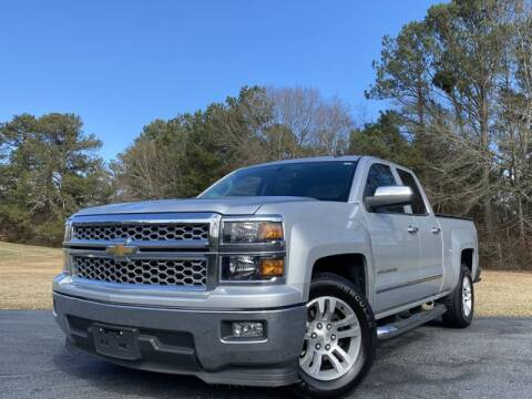 2014 Chevrolet Silverado 1500 for sale at Global Pre-Owned in Fayetteville GA