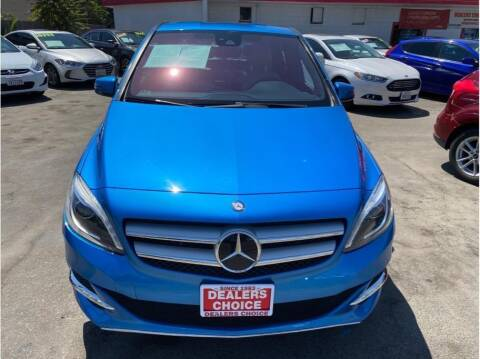 2016 Mercedes-Benz B-Class for sale at Dealers Choice Inc in Farmersville CA