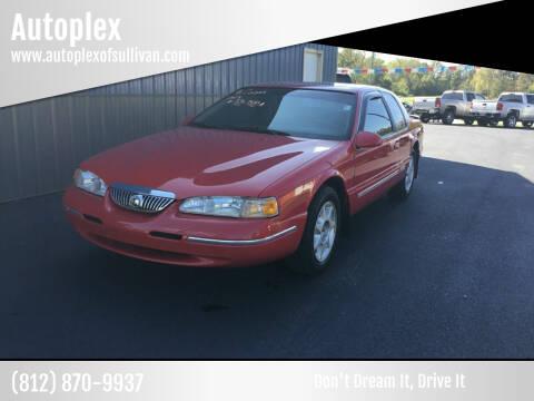 1996 Mercury Cougar for sale at Autoplex in Sullivan IN