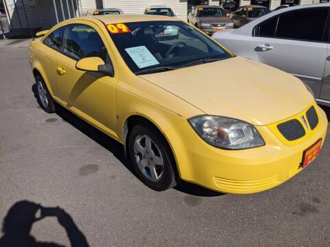 2009 Pontiac G5 for sale at Progressive Auto Sales in Twin Falls ID