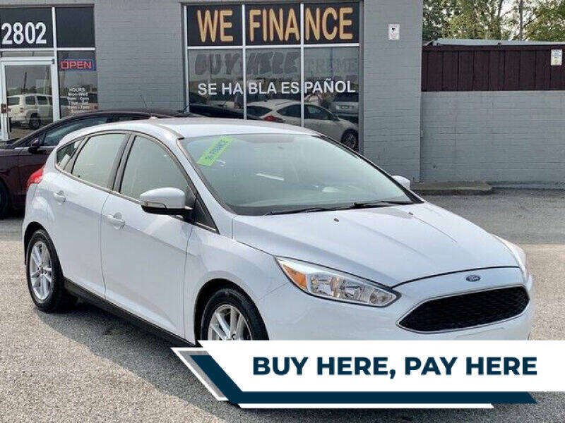 2017 Ford Focus for sale at Stanley Automotive Finance Enterprise - STANLEY DIRECT AUTO in Mesquite TX