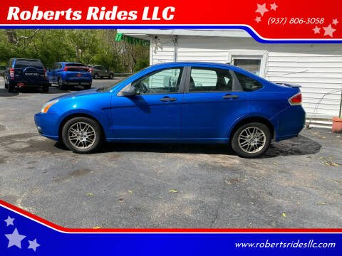 2010 Ford Focus for sale at Roberts Rides LLC in Franklin OH