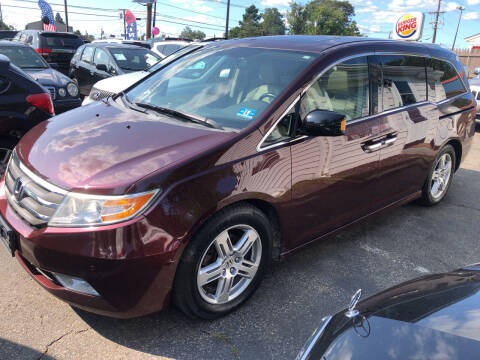 2013 Honda Odyssey for sale at SuperBuy Auto Sales Inc in Avenel NJ