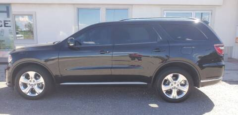 2014 Dodge Durango for sale at HomeTown Motors in Gillette WY