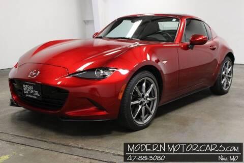 2021 Mazda MX-5 Miata RF for sale at Modern Motorcars in Nixa MO